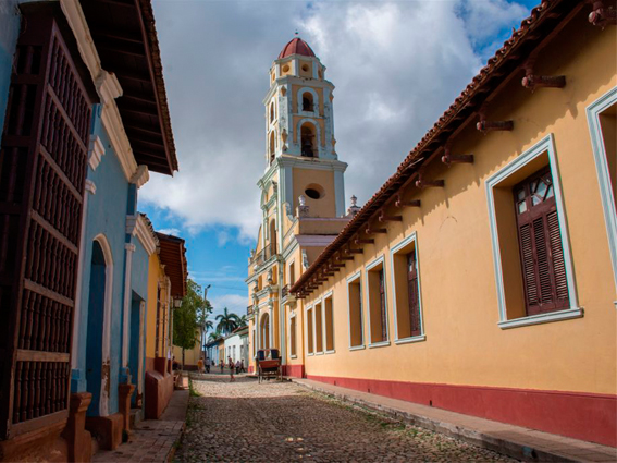 Hanabanilla:  a tour along Escambray´s Golden Basket