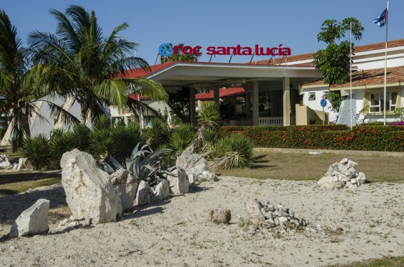 Santa Lucía, a different beach destination