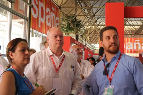 Havana´s International Fair closes its 36th edition with Spain as main exhibitor