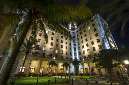 Hotel Nacional, always present in Havana main events