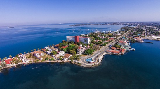 More beautiful than ever, Cienfuegos awaits you in her bicentennial