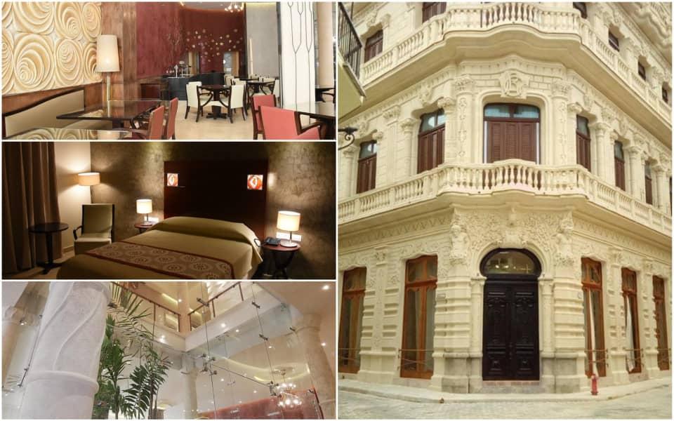 Gaviota Hoteles presenta Palacio Cueto, instalación recién restaurada de La Habana.