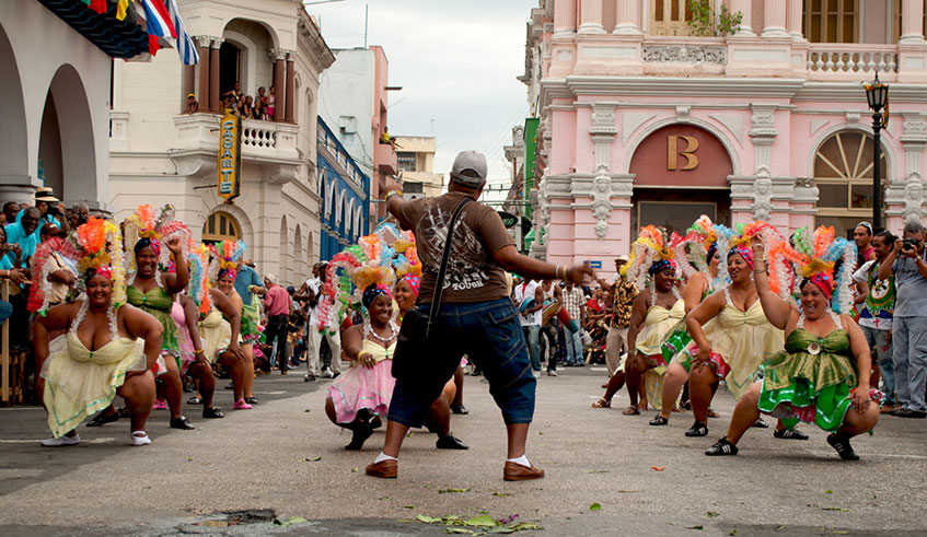Caribbean Festival: A great party in Santiago de Cuba