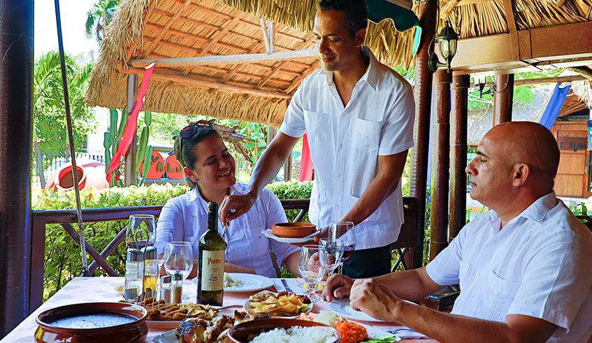 Restaurante El Aljibe, una elección obligada
