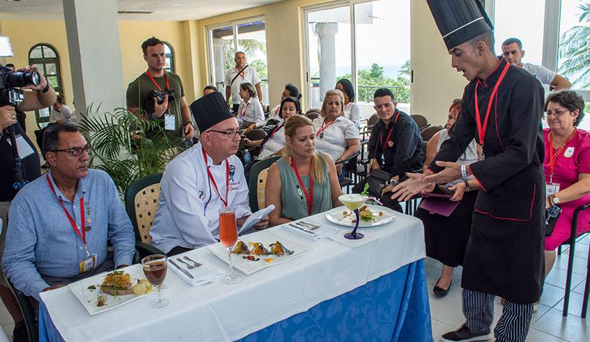 Festival Internacional Varadero Gourmet: Compartir saberes para conquistar al cliente