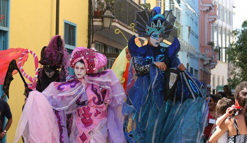 La Habana con casi 500 años será un gran escenario teatral
