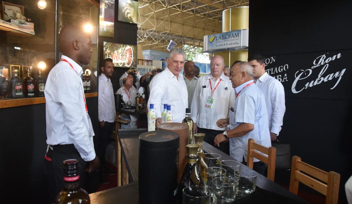 Comenzó hoy en Cuba XXXVII Feria Internacional de La Habana