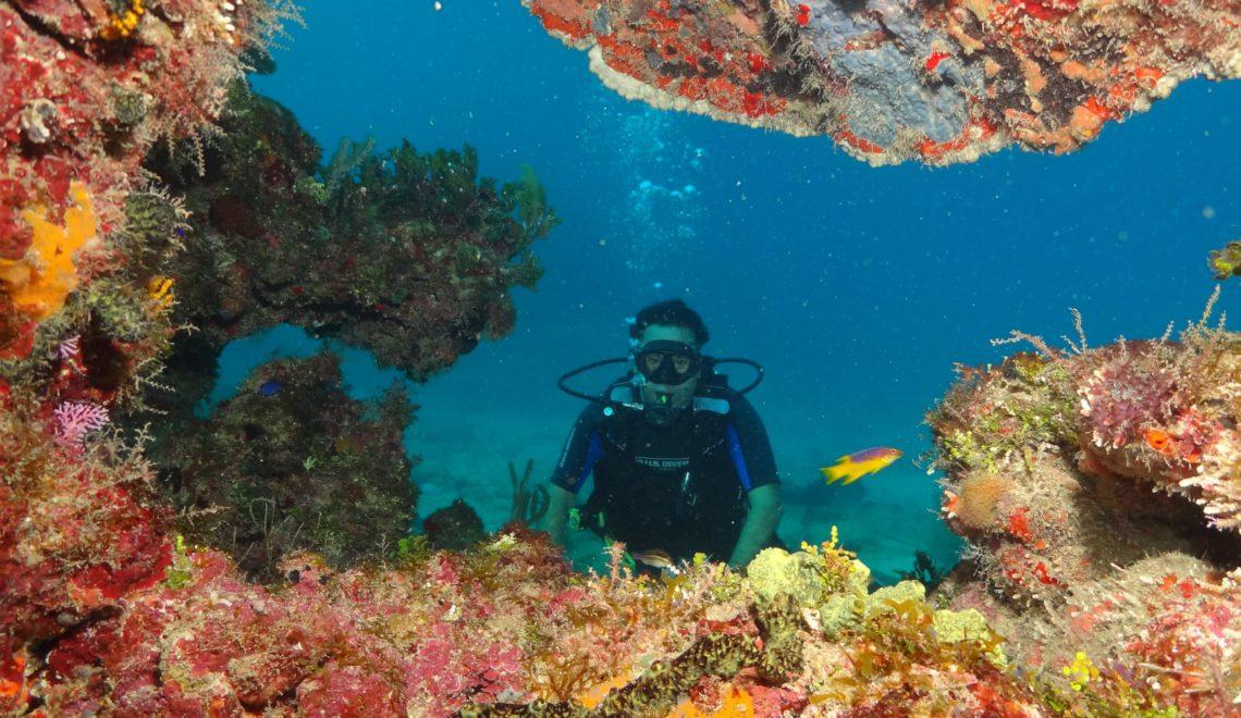 Una experiencia náutica en Cayo Blanco