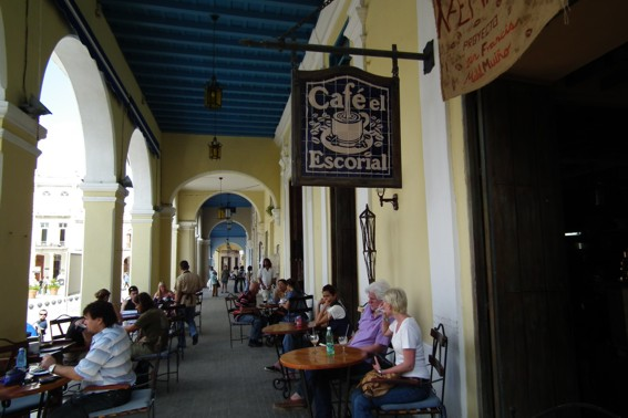 Old Havana, traveling in time for almost half a century