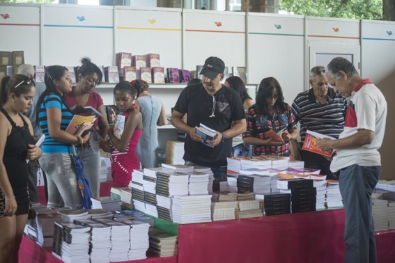 For enthusiastic readers, for nationals and tourists….the Book Fair is back