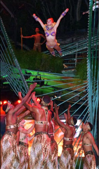 Palmares celebrates Havana´s 500th anniversary in style