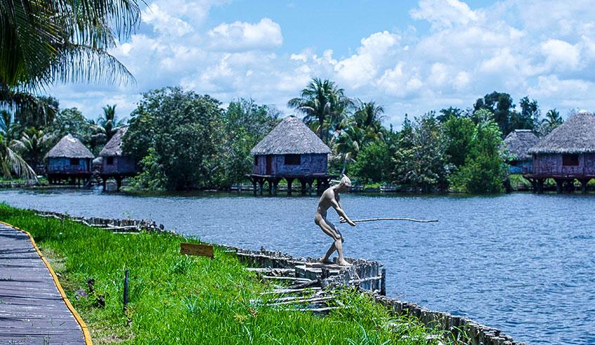Guamá: Un paraíso natural con nombre aborigen