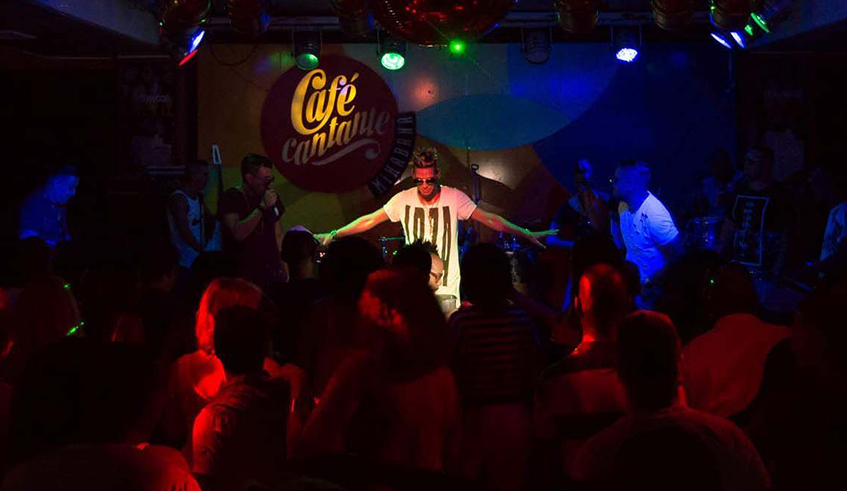 """Discover Havana outside the walls at the Cafe Cantante """"Mi Habana"""""""