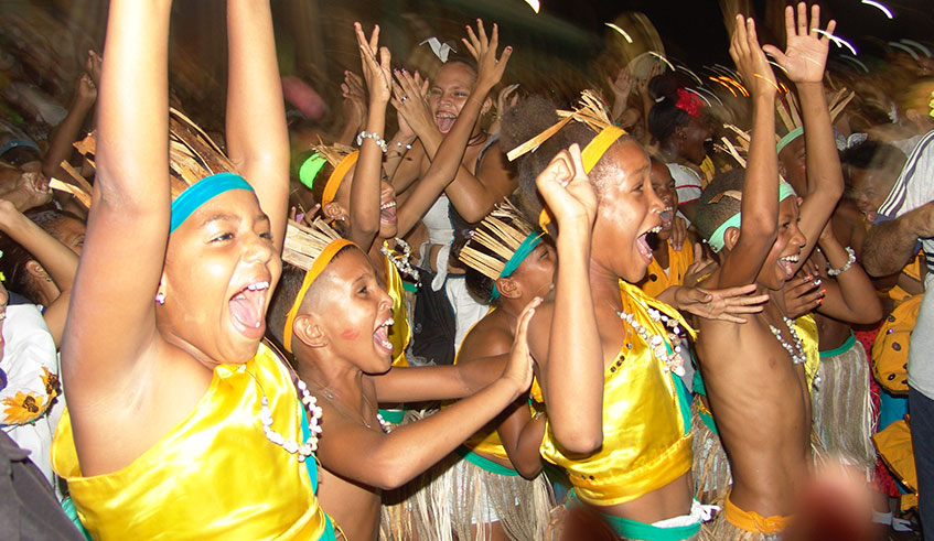 The Carnival of Santiago de Cuba: forget about sleeping!