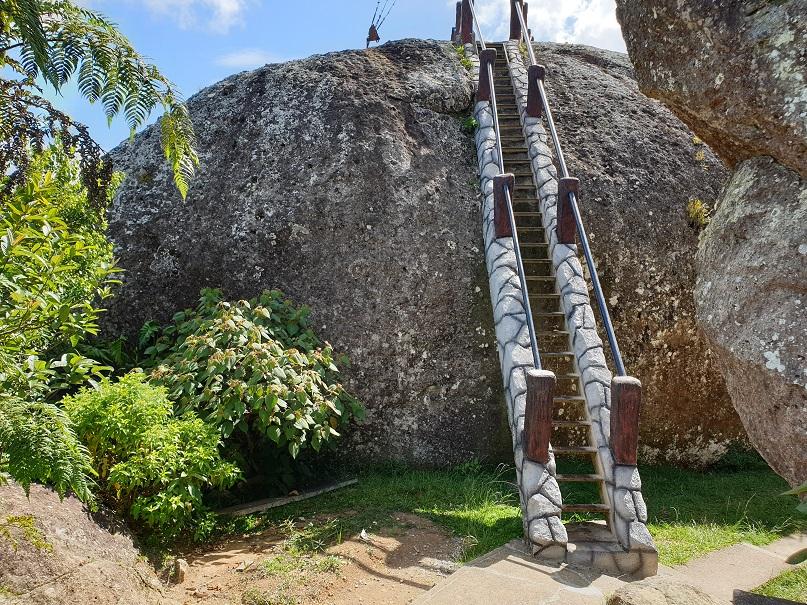 El Hotel Islazul La Gran Piedra para una estancia tranquila y natural
